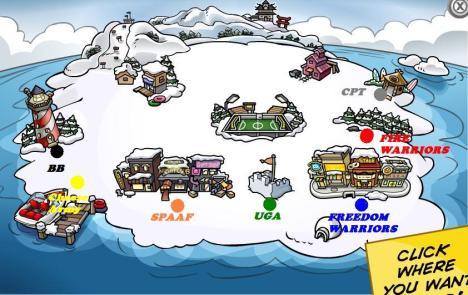 Coolguy12348's PB War Map!
