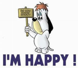 Droopy the Dog