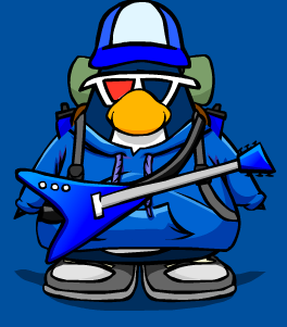 Cowboys Army of Club Penguin Uniform