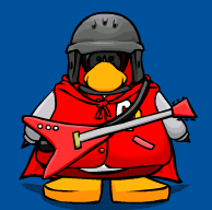 Club Penguin Rangers Uniform