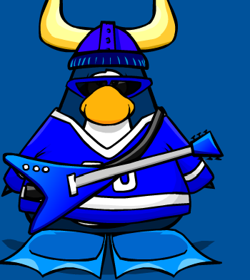 Defense of Club Penguin Uniform